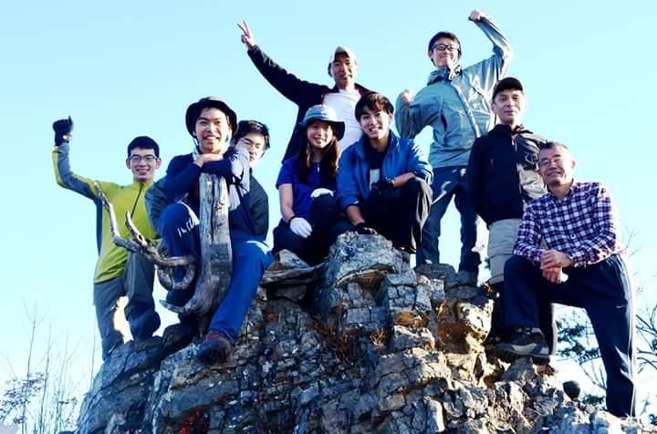 10.31-11.01 FW 両神山withOBさん