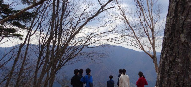 2019.5.3-4 新歓合宿 雲取山 まっつんP
